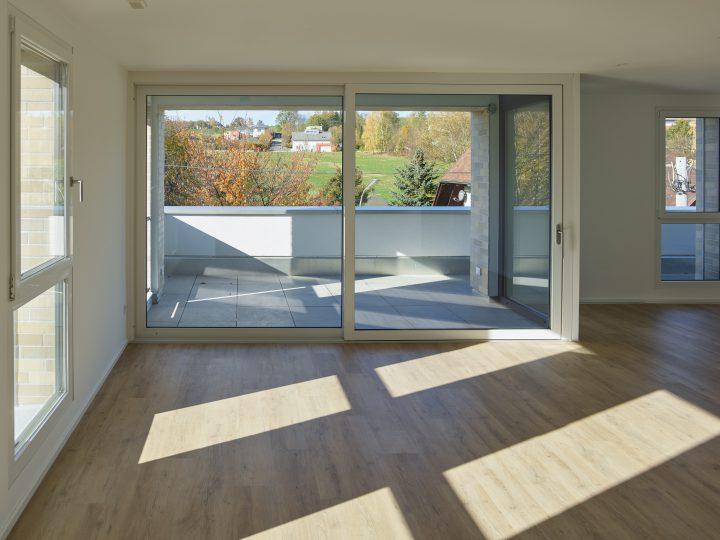 Wohnbebauung Neuhofen an der Krems